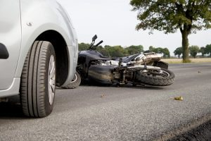 motorcycle-hit-by-car